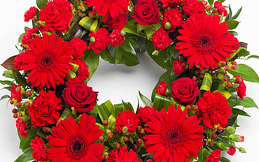 Funeral Wreaths Men & Women View Range