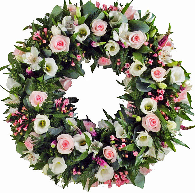 Wreath for a Lady
